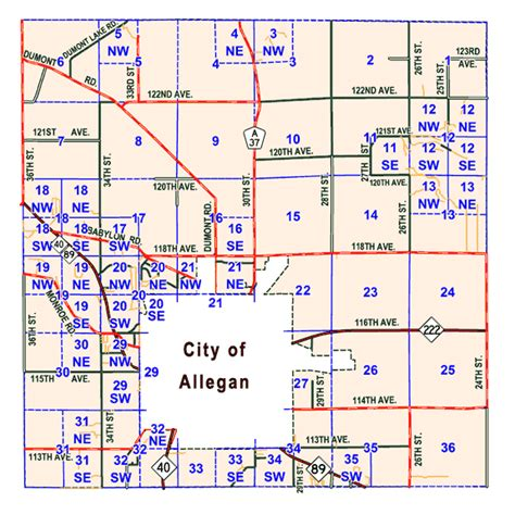 Allegan County Records Allegan County Plats Autos Post