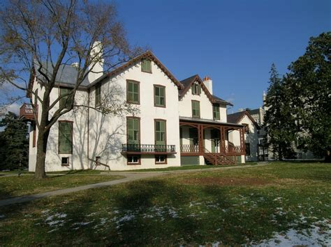 President Lincoln S Cottage by Selected Monuments Related To Abraham Lincoln