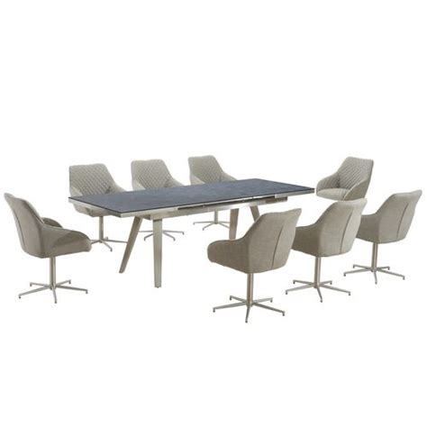 glass dining table and 8 chairs glass dining table and 8 chairs 8 seater sets homegenies