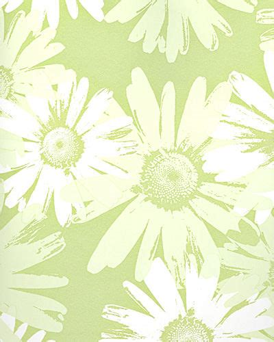 wallpaper lime green flowers lime green floral wallpaper