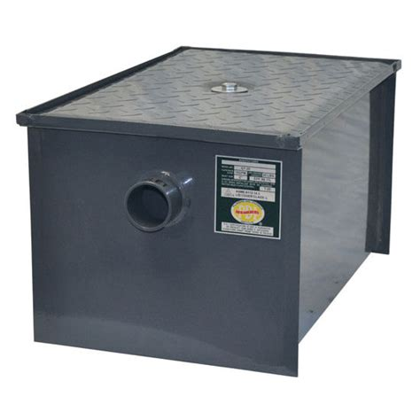 Grease Trap With Removable Baffle Made Carbon Steel By | grease trap with removable baffle made carbon steel by
