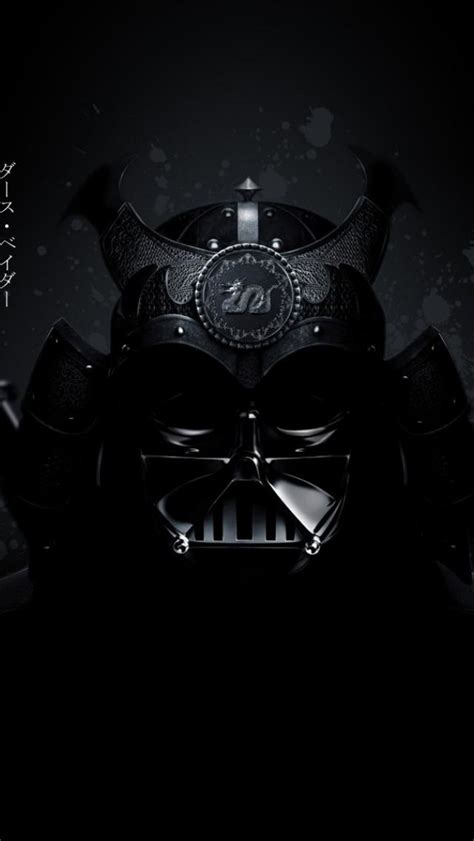 darth vader iphone wallpaper darth vader ninja samauri iphone 5 wallpaper ipod