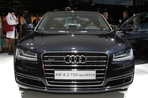 A8 Tunik Bordir Black test drive the car audi a8 2014 wallpapers and images