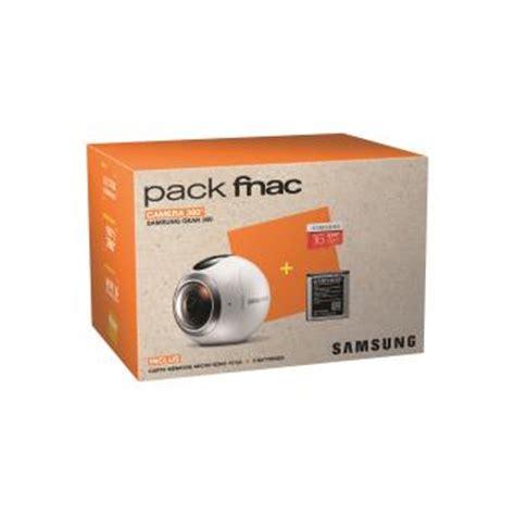 Ac Samsung 1 2 Pk 360 Watt pack fnac 233 ra samsung gear 360 carte m 233 moire micro