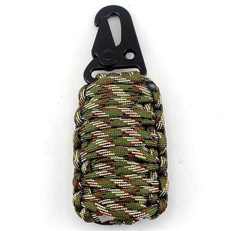 Perlengkapan Cing Survival Kit 12 In 1 12 in 1 outdoor survival emergency kits