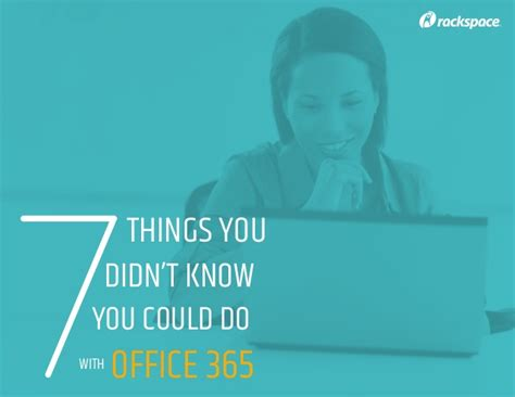 7 Things You Are Doing That Could Get You Fired by 7 Things You Didn T You Could Do With Office 365