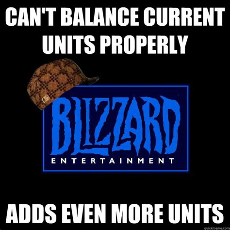 Meme Unit - can t balance current units properly adds even more units