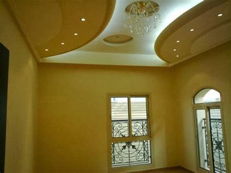 3 gypsum false ceiling designs