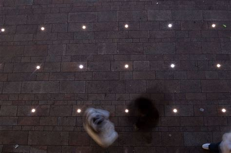 landscape architecture lighting stations area almere centraal by okra landscape