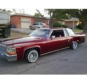 1983 Cadillac DeVille  Information And Photos MOMENTcar