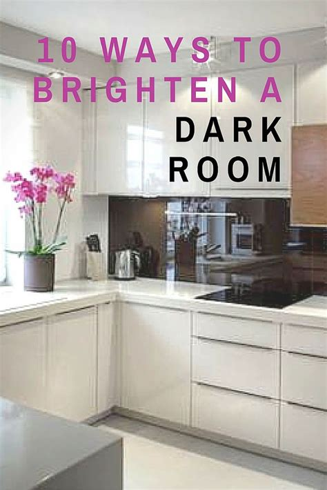 how to brighten a dark room 10 classic ways to brighten a dark room bright dark and
