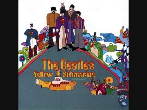 Beatles Yellow Submarine Lava L by The Beatles Yellow Submarine Soundtrack All Together Now