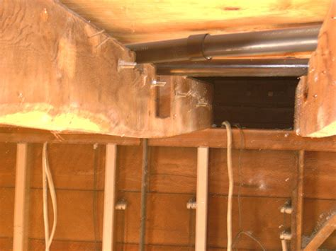 sagging ceiling joists flickr photo