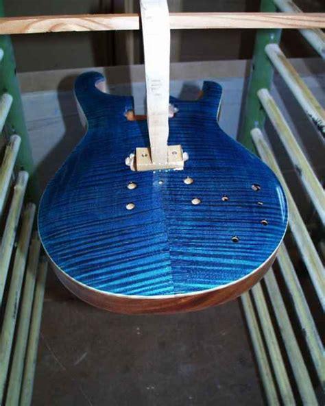 Klarlack Gitarre Polieren by Lackierung Quot Signatur Modell Christian Quot Rall Guitars Tools