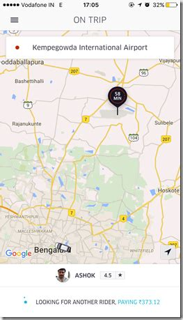 uberpool review  india