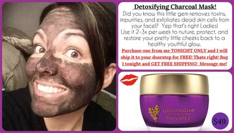 Younique By Marta Detox Mask by 92 Best Younique Looking Fabulous With Jess Images On