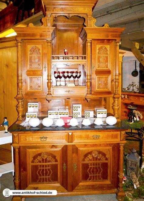 buffet jugendstil antikes buffet jugendstil um 1890 1900 nussbaum aufwendig