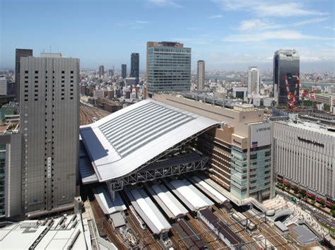 Osaka Part 1 Of 2 by Obayashi Global Projects Osaka Station City Gate