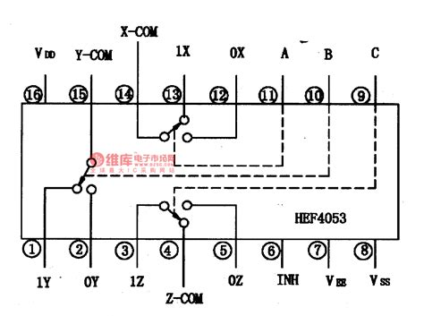 analog switch integrated circuit analog switch integrated circuit 28 images switches is analog spdt ic switch same as