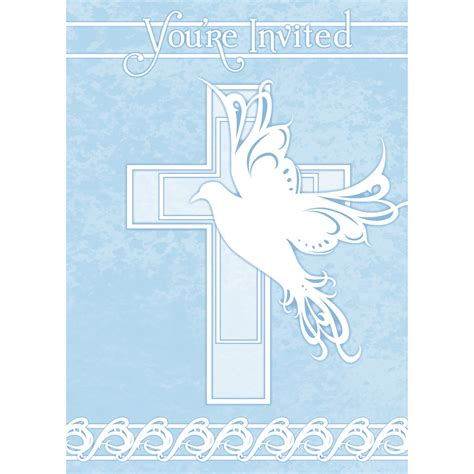 sle layout of invitation invitation for christening background blue 4k wallpapers