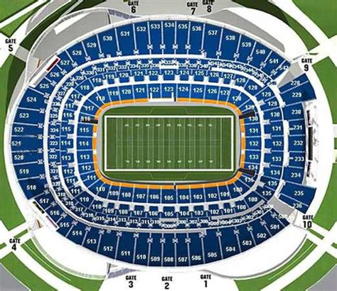 denver broncos stadium seating chart 3d denver broncos seating chart mile high stadium seat