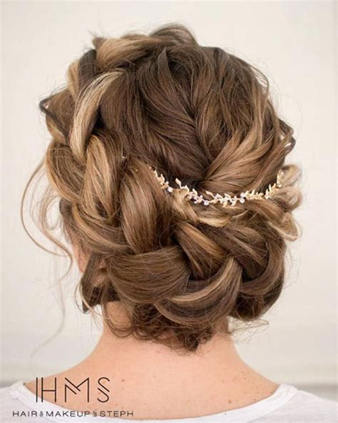 Wedding Updos Braids by 25 Best Ideas About Braided Updo On Simple