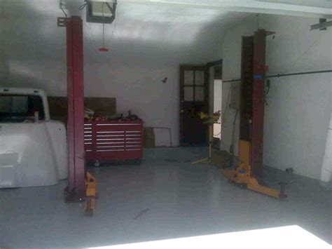 Low Ceiling Lift by Car Lift Orlando Autos Post