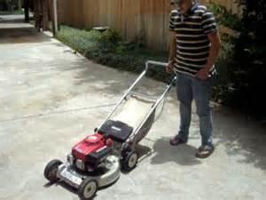 Honda Hr215 Review Honda Hr214 Lawn Mower Self Propelled How To Make Do