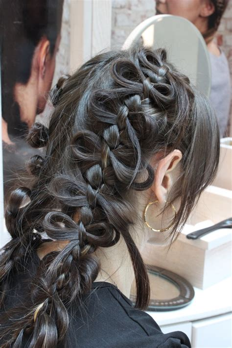 braided hairstyles party braid hairstyles 2012 13 for asians party hair fashion