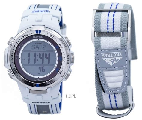 Casio Protrek Prw 3000g 7 Original casio protrek digital atomic tough solar sensor prw