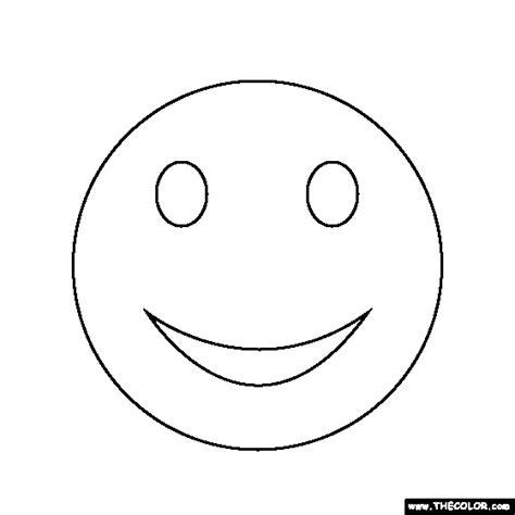 coloring pages for kids smiley face nos jeux de coloriage visage 224 imprimer gratuit page 3 of 9