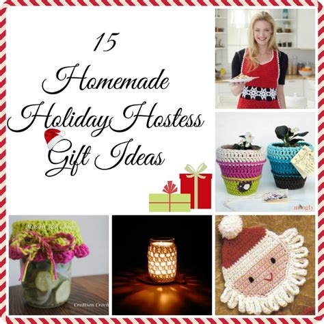 christmas hostess gifts 15 homemade gift ideas for the hostess with the mostest