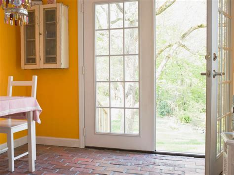 French Home Interior by How To Install French Doors Hgtv