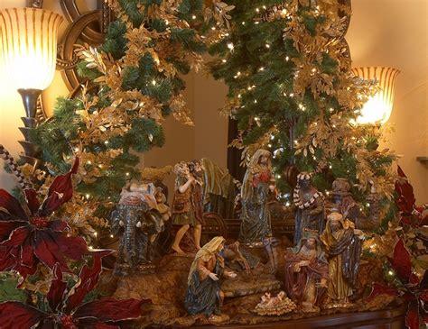 design ideas nativity pretty way to display a nativity scene my christmas