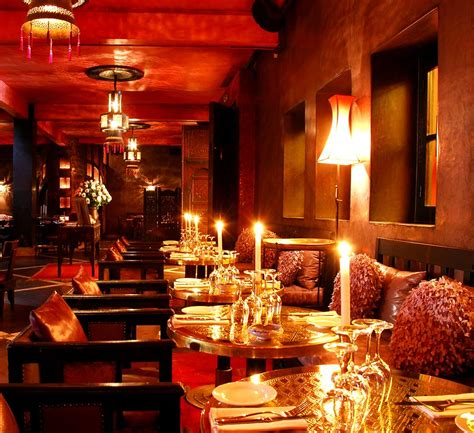 Restaurant Le Comptoir Marrakech by Le Comptoir Darna Restaurant Gastronomique Marocain 224