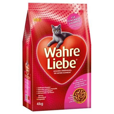 Wahre Liebe 1 5 Kg Sensible Katzen wahre liebe sensible croquettes pour chat zooplus
