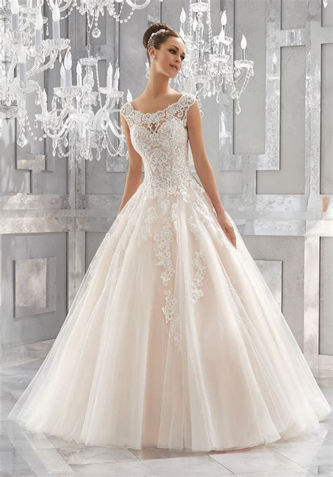 Wedding Gowns by Massima Wedding Dress Style 5573 Morilee