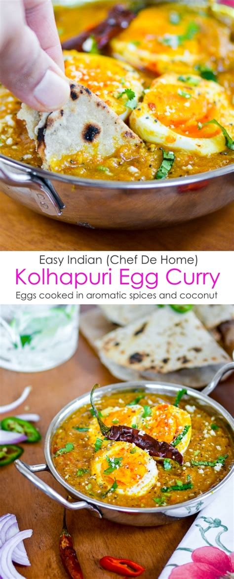 googlecom eggcurry recipes indian easy indian kolhapuri egg curry recipe chefdehome