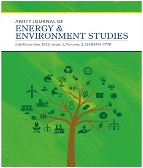 Energy Environment Engineering Mba by Amity Business School Global Leadership Research Conference