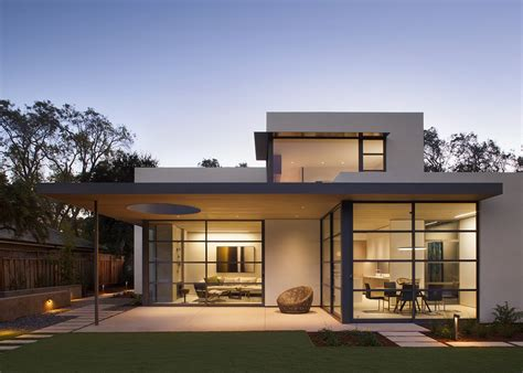 home architecture plans lantern house in palo alto e architect