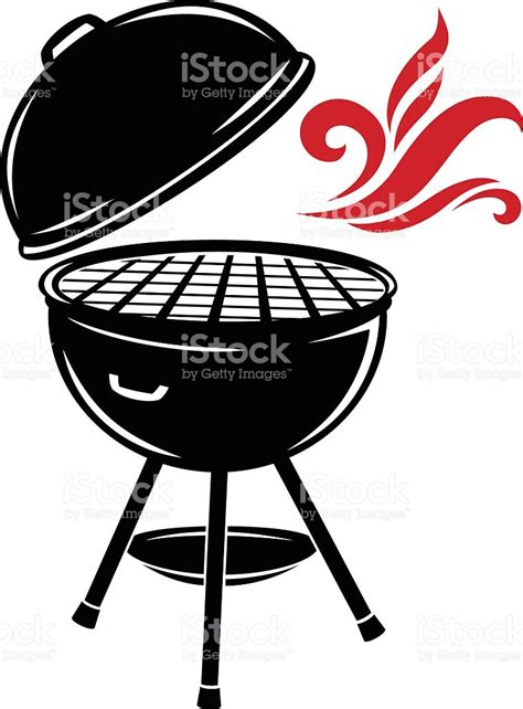 barbecue clipart free bbq grills clipart 34