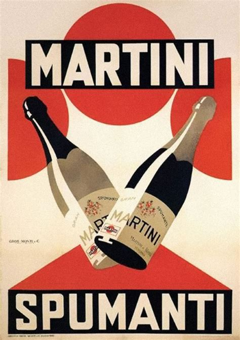 martini rossi poster happy 2017 with italian spumante italian ways