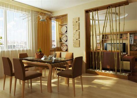 decorar los interiores  bambu diseno  decoracion