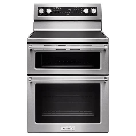 Kitchen Aid Oven by Kitchenaid 30 Quot 5 Burner Electric Oven Convection