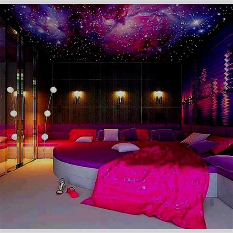 galaxy bedroom walls galaxy room kinda cool decor adorning the abode