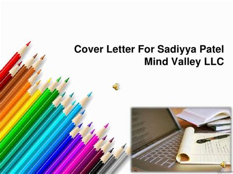 mindvalley cover letter