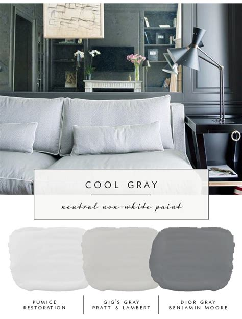cool gray paint colors our guide to the best neutral paint colors that aren t