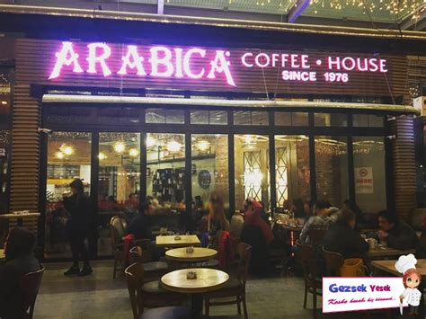 arabica coffee house arabica coffee house tepe prime ankara gezsek yesek