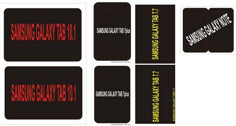 Samsung Tab Keluarga samsung galaxy tab 7 7 ronita digital printing
