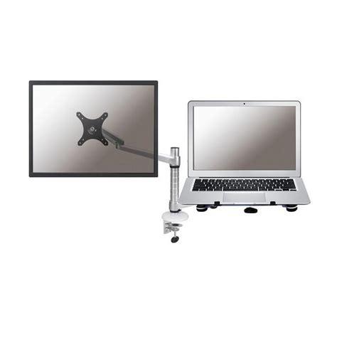 porta monitor da scrivania supporto da scrivania per monitor e notebook
